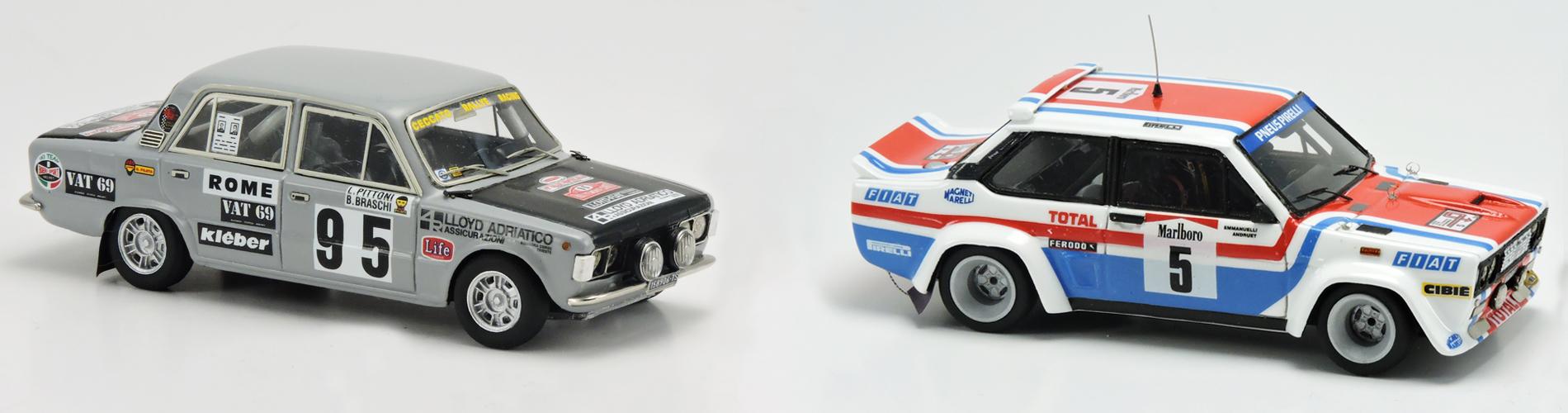 Alfa Romeo 1979 RALLYE MONTE CARLO Autocollant